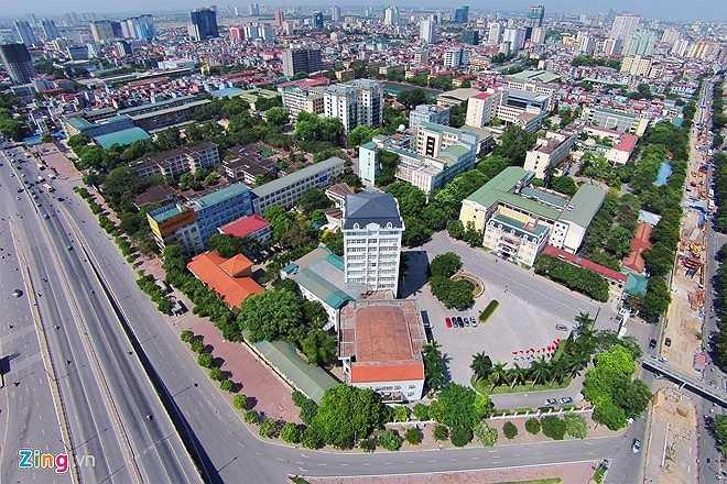 Năm nay, Đại học Quốc gia Hà Nội thống nhất dùng bài thi đánh giá năng lực xét tuyển đại học chính quy. Kỳ thi sẽ diễn ra từ ngày 30/5 – 3/6. Ảnh: Mạnh Thắng.