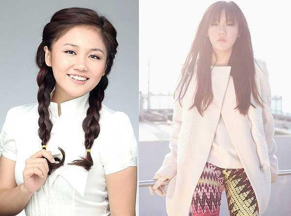 Nhưng giờ đây cô nổi bật với vẻ ngoài thon thả và gương mặt V-line. Vì thế, Văn Mai Hương bị cho đã bí mật thẩm mỹ.