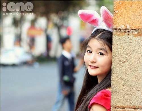 Quỳnh đang học lớp 10 tại trường THPT Trần Quang Khải TP HCM.