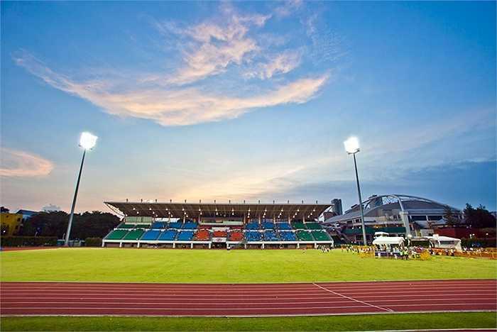 Tháng 9/2006, sân đấu này được sử dụng để thi đấu giải U17 châu Á.