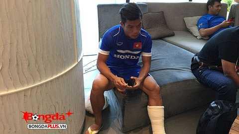 Mất Tấn Tài là tổn thất cho U23 Việt Nam.