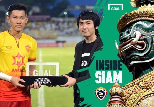 Ngôi sao U23 Thái LAn