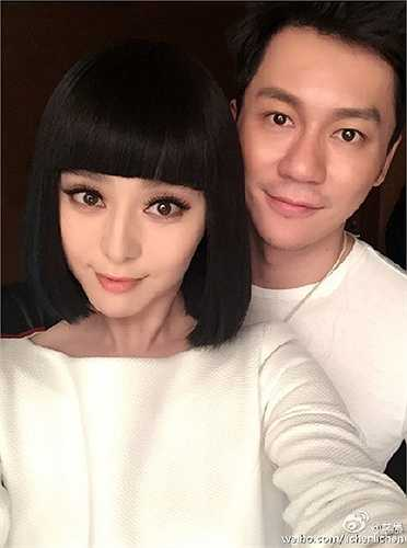 Ngày 29/5, Phạm Băng Băng bất ngờ đăng lên blog tấm ảnh chụp chung với Lý Thần cùng lời chú thích ngắn gọn 'chúng tôi'. Đây như lời xác nhận chính thức tin đồn hẹn hò của hai người suốt thời gian qua.