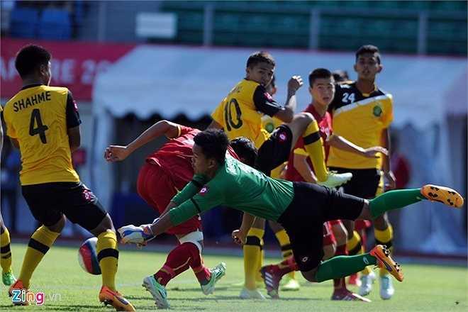Gặp U23 Brunei là khởi đầu thuận lợi cho U23 Việt Nam
