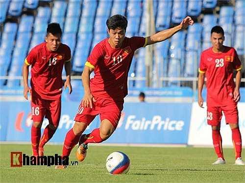 Song thực tế, kỳ vọng cho U23 Việt Nam trong trận đấu hôm qua đâu chỉ có vậy
