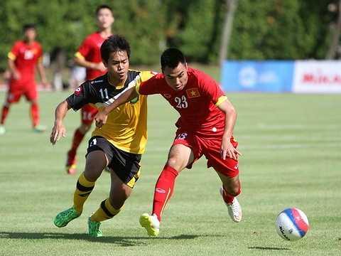 Ai là nhạc trưởng của U23 Việt Nam? Loay hoay cả hiệp 1, U23 Việt Nam chỉ sút tung lưới đội bóng nhược tiểu có 1 lần