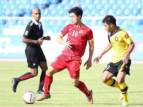 Một chiến thắng đến phần ít từ nỗ lực chơi bóng bài bản, có mảng miếng mà dựa chủ yếu vào sai lầm của đối thủ càng cho thấy sự nhạt nhòa của U23 Việt Nam