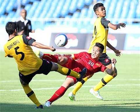 U23 Việt Nam có quá ít tình huống phối hợp bài bản, kể cả khi chỉ chơi bóng trên nửa phần sân của đối thủ.