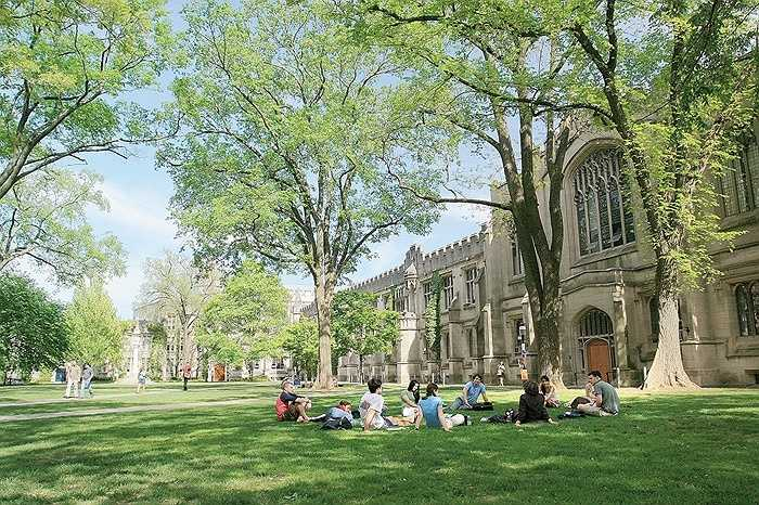5. Đại học Princeton    Số tỷ phú: 14