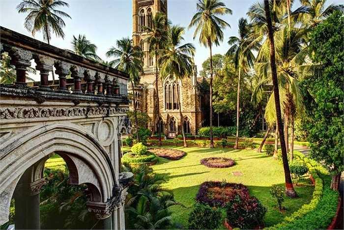 9. Đại học Mumbai    Số tỷ phú: 12