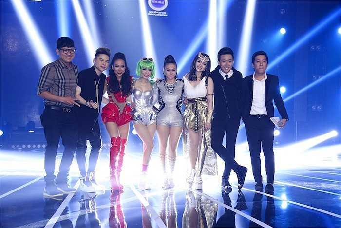 Tuy được hội đồng giám khảo đánh giá cao, song ở phần công bố kết quả bình chọn liveshow 6 (Đêm nhạc RnB & Hiphop) ở cuối đêm thi nhạc Dance, Thảo Trang lại tiếp tục rơi vào top nguy hiểm.