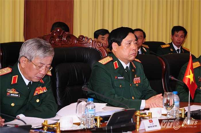 Bộ trưởng Quốc phòng Việt Nam, Đại tướng Phùng Quang Thanh