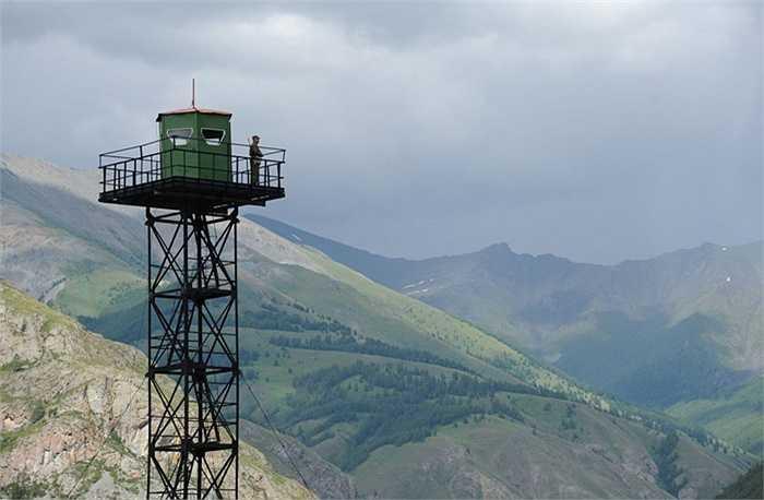 Đồn biên phòng ở Cộng hòa Altai