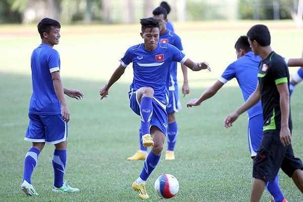 Ngọc Thắng là chân chuyền số 1 của U23 Việt Nam vào lúc này