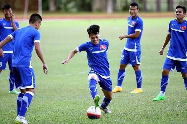 Văn Toàn là 'quân bài trong tay áo' của U23 Việt Nam