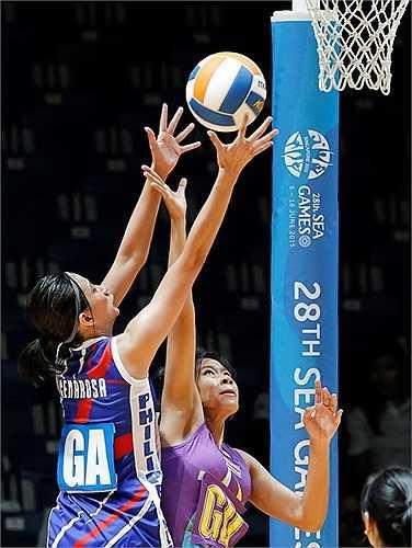 Cùng với bóng đá, bóng lưới là một trong những môn thi đấu đầu tiên của SEA Games 28