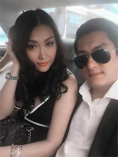 Phi Thanh Vân trong ngoại hình mới bên cạnh Bảo Duy.