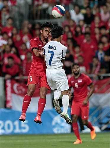 Trận đấu còn lại tại bảng B, U23 Thái Lan 1-0 U23 Đông Timor.
