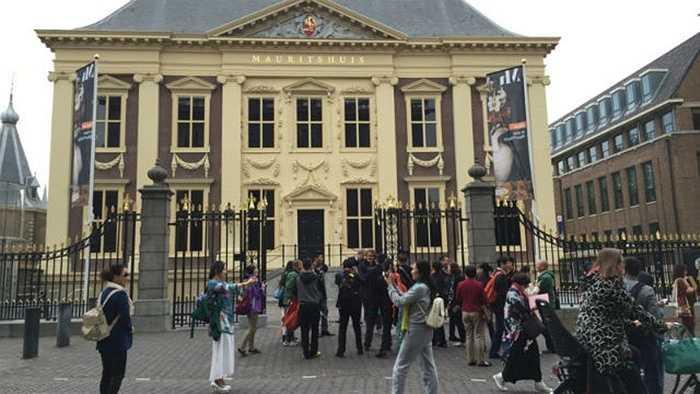 Theo cơ quan du lịch Hà Lan, nhóm du khách khổng lồ này sẽ đóng góp cho địa phươn từ 7-8 triệu Euro thông qua chi tiêu trong quá trình du lịch