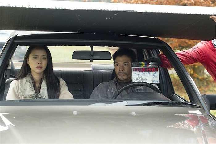 Ngoài yêu cầu về diễn xuất, vai Hùng còn đòi hỏi Trần Bảo Sơn phải thay đổi liên tục theo diễn biến tâm lý khác nhau.