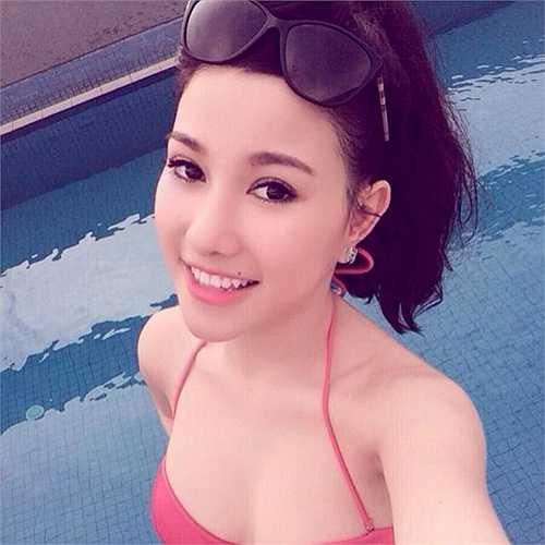 Người yêu Thế Bảo tên đầy đủ là Trần Lê Minh Thảo.