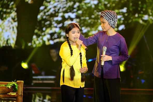 Cẩm Ly đã phải nhận những điều tiếng không hay khi tham gia Giọng hát Việt nhí
