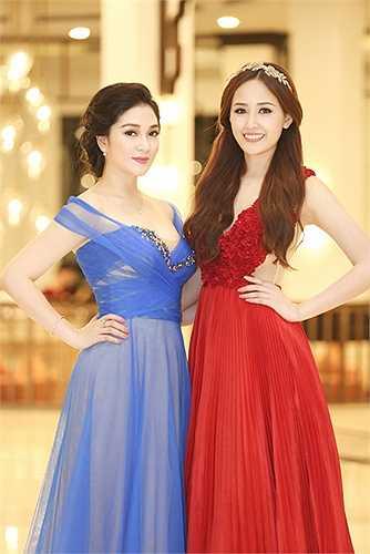 Dù đăng quang ngôi vị Hoa hậu Việt Nam đã lâu, nhưng hai cái tên Mai Phương Thúy và Nguyễn Thị Huyền chưa khi nào giảm sức nóng trong lòng công chúng.