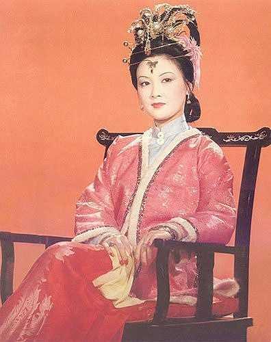 Nhân vật Vương Hy Phượng của Đặng Tiệp.