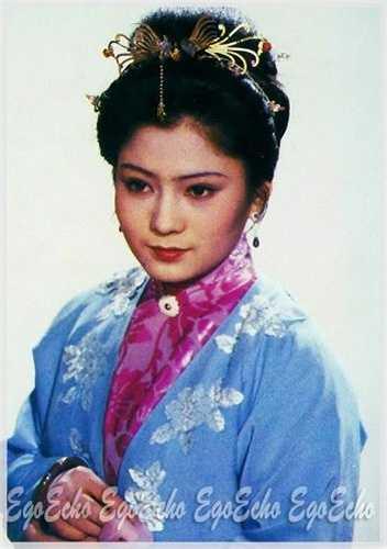 Ảnh casting nhân vật Triệu Di Nương.