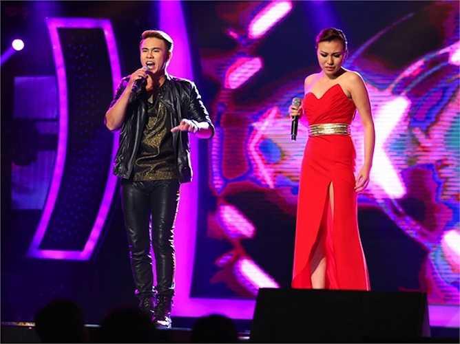Đông Hùng và Phương Linh nảy sinh tình cảm từ khi tham gia Vietnam Idol.