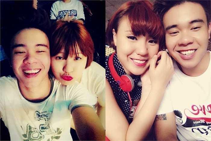 Cả hai gặp nhau lần đầu tại vòng casting cuộc thi Vietnam Idol tại Hà Nội, trở nên thân thiết khi sống trong ngôi nhà chung.