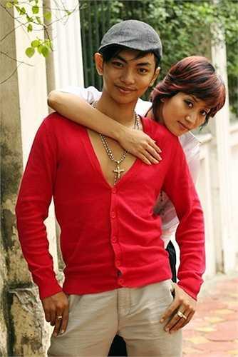 Khánh Thi và Phan Hiển là cặp đôi 'đình đám' của môn khiêu vũ thể thao.