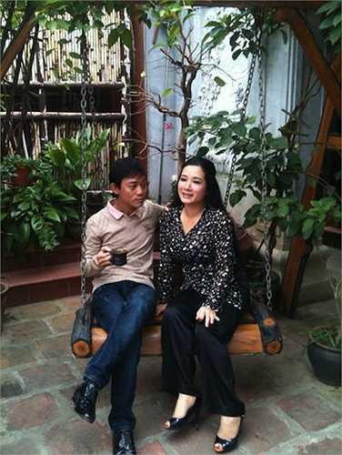 Thanh Thanh Hiền là nghệ sỹ chèo nổi tiếng, từng nhiều lần diễn cặp với 'danh hài đất Bắc' Xuân Hinh.