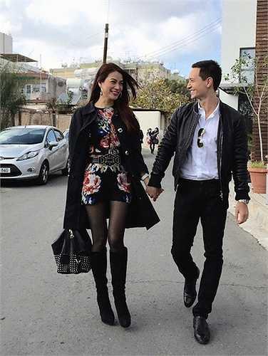 Dù chưa từng chính thức thừa nhận mối quan hệ này nhưng không ít người hâm mộ tin vào một cuộc tình đẹp của cặp trai tài gái sắc.