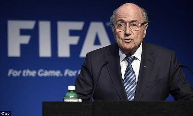 Sepp Baltter đã có 40 năm làm việc cho FIFA