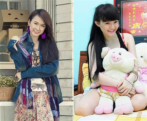 Angela Phương Trinh và em gái Phương Trang luôn biết gây chú ý với truyền thông và người hâm mộ bằng những ồn ào quanh đời tư cùng lối ăn mặc 'chín ép'.