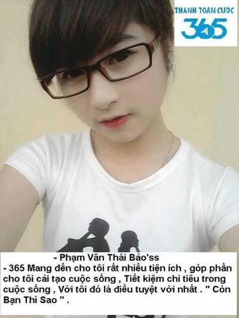 Nóng với chùm ảnh girl xinh của VTC 365