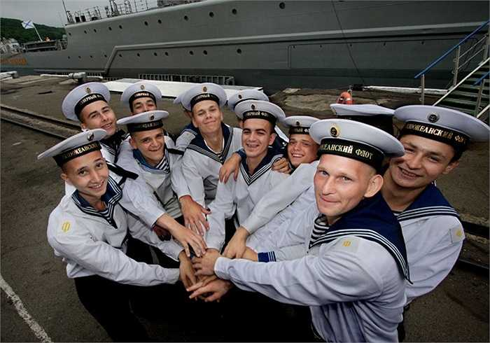 Ngày 1/6 hàng năm là ngày của Hạm đội phương Bắc