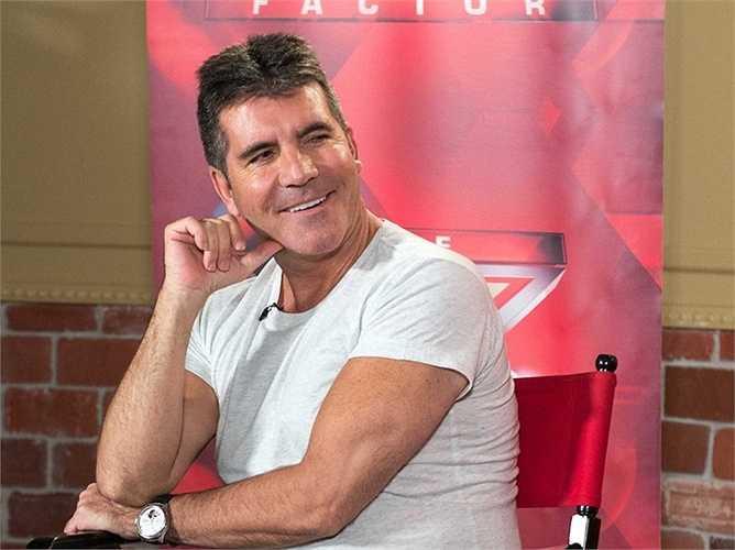 9. Simon Cowell  Simon Cowell bỏ học sau nhiều lần bị đuổi học khỏi các học viện vì thái độ không tốt. Hiện, khối tài sản của ông lên tới 550 triệu USD.