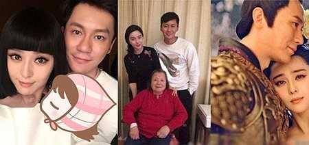 Sau khi công khai chuyện tình cảm trên mạng xã hội, cặp đôi 'Thần Băng' đã nhận được nhiều quan tâm và chúc phúc của đông đảo người hâm mộ.Hiện tại tài tử 36 tuổi cùng bạn gái Băng Băng đang đi từ thiện ở Tây Tạng.