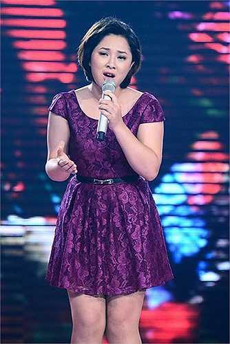 4. Bảo Trâm Idol: Một thí sinh khác của Vietnam Idol- Bảo Trâm cũng có thân hình mũm mĩm như Văn Mai Hương.