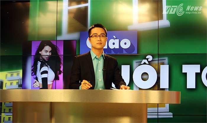 Ít ai biết rằng, MC Lưu Phước cũng chính là một trong những đạo diễn, tổ chức sản xuất của chương trình 'Chào buổi tối'