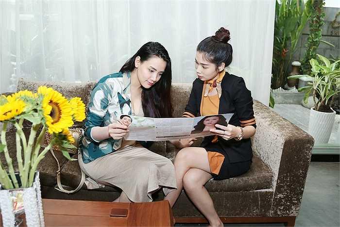 Hy vọng Trang Nhung sẽ nhanh chóng lấy lại vóc dáng chuẩn để sớm trở lại với màn ảnh và người hâm mộ.