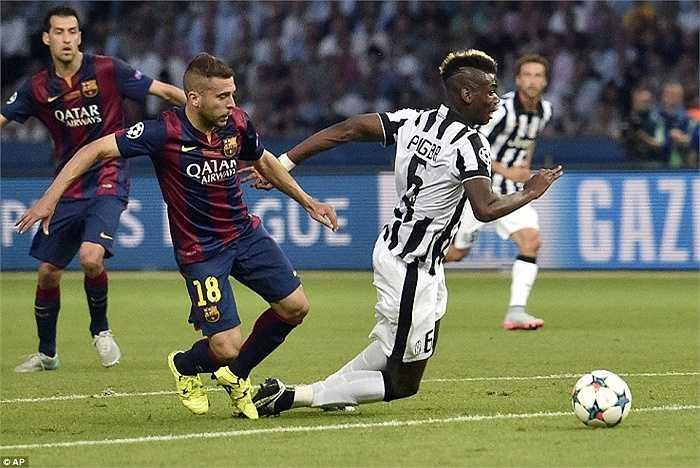 Thất bai ở chung kết Champions League, Pogba sẽ rời Juventus?