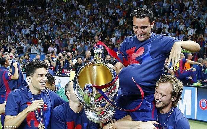 Danh hiệu cuối cùng của Xavi, Inesta trong màu áo Barca?