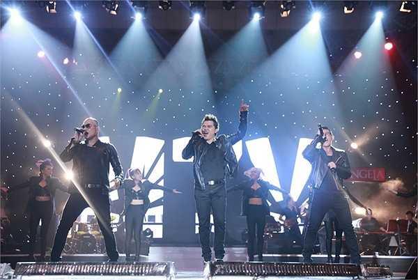 Với bản lĩnh và phong độ mà nhóm thể hiện tối qua cũng như sự ủng hộ nồng nhiệt của khán giả, có thể thấy MTV vẫn là một trong những nhóm hát thành công và có sức hút nhất hiện nay.
