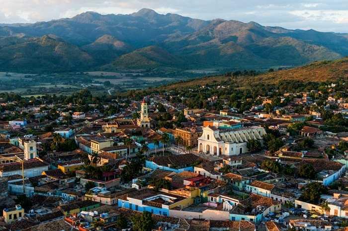 Cuba là một quốc gia sở hữu vẻ đẹp tổng hòa của nét hiện đại và cổ kính