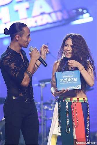 Nhưng thật tình cờ đây lại là những phần thi cuối cùng của Thái Trinh tại chương trình.