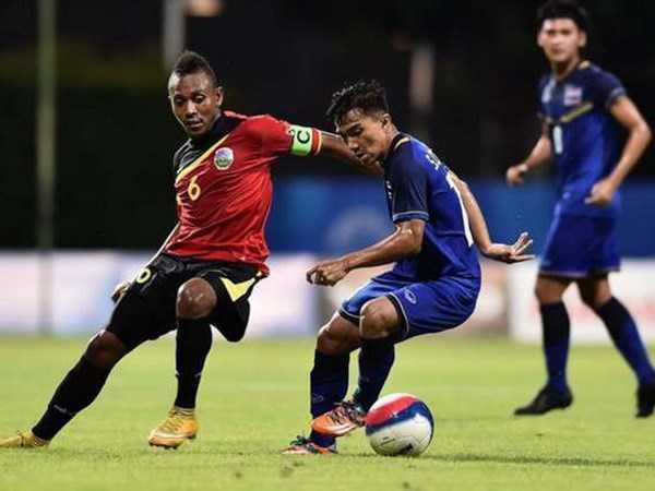 U23 Đông Timor đã khiến Messi của Thái Lan - Chanathip 'tắt điện' hoàn toàn khi đối đầu với họ