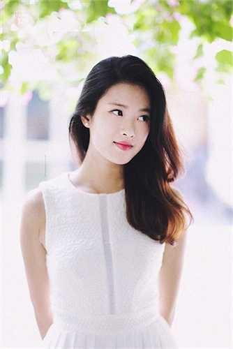 Em gái hot girl Huyền Baby là Đặng Ngọc Diễm (sinh năm 1995), hiện đang là sinh viên trường ĐH Kinh tế Quốc dân